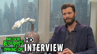 Fifty Shades Of Grey (2015) Official Interview With Jamie Dornan (Christian Grey)