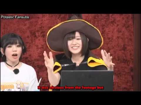 [KonoSuba2] Takahashi Rie & Kayano Ai plays Revival of Beldia! [Potastic Fansubs]