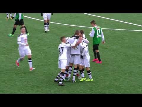 Juniorská liga 2017/18 15.kolo FC Hradec Králové - FK Jablonec 4:2(3:1)