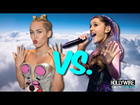 Miley Cyrus Vs. Ariana Grande: CRAZIEST TRANSFORMATION!!