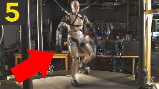 Top 5 CREEPY Robots you Wouldn't Believe Existed