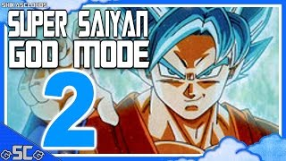 ●Super Saiyan God Mode 2 (BLUE?!) Revealed - Reaction/Thoughts! | DRAGON BALL Z●