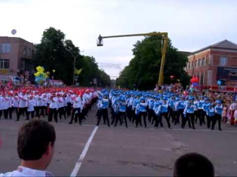 Майданс Александрия (день города) Саша Лещенко