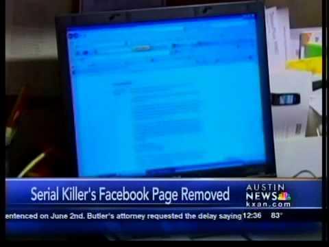 Facebook 'unfriends' serial killer page