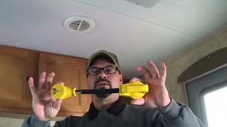 Are RV dog bones (30 to 15 amp adapters) safe?