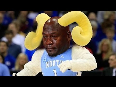 Sad Jordan Meme Makes a Resurgence After the UNC Loss | What's Trending Now