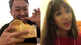 Trấn Thành Troll Hari won  - Tại Bà Ăn ở thôi