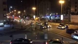 Abu Dhabi old airport road