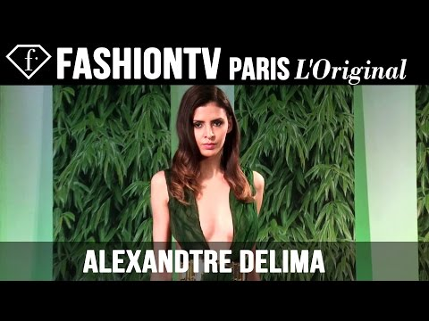 Alexandre Delima Haute Couture Fall winter 2014-15 | Paris Couture Fashion Week | Fashiontv video