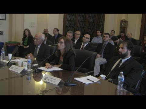 Cynthia Farahat: Jihad & the War on Egypt's Coptic Christians