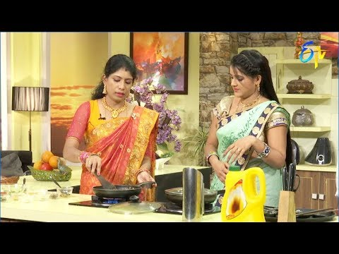 Telugu Ruchi | 10th August 2018 | Full Episode | ETV Telugu