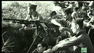 Guerra Civil Española - La Batalla del Ebro Primera Parte