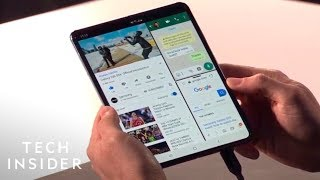 Watch Samsung Unveil Its Foldable Phone - The Galaxy Fold
