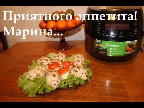 Как приготовить домашний салат - видео