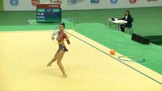 Rio de Janeiro - Test Event: Alessia Russo / Cerchio (qualifiche)