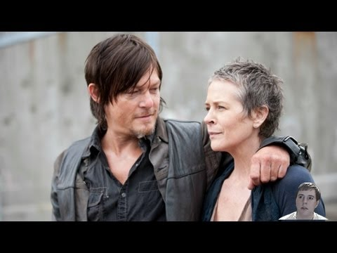 The Walking Dead Season 4 - Relationships! Daryl and Carol, Glenn and Maggie