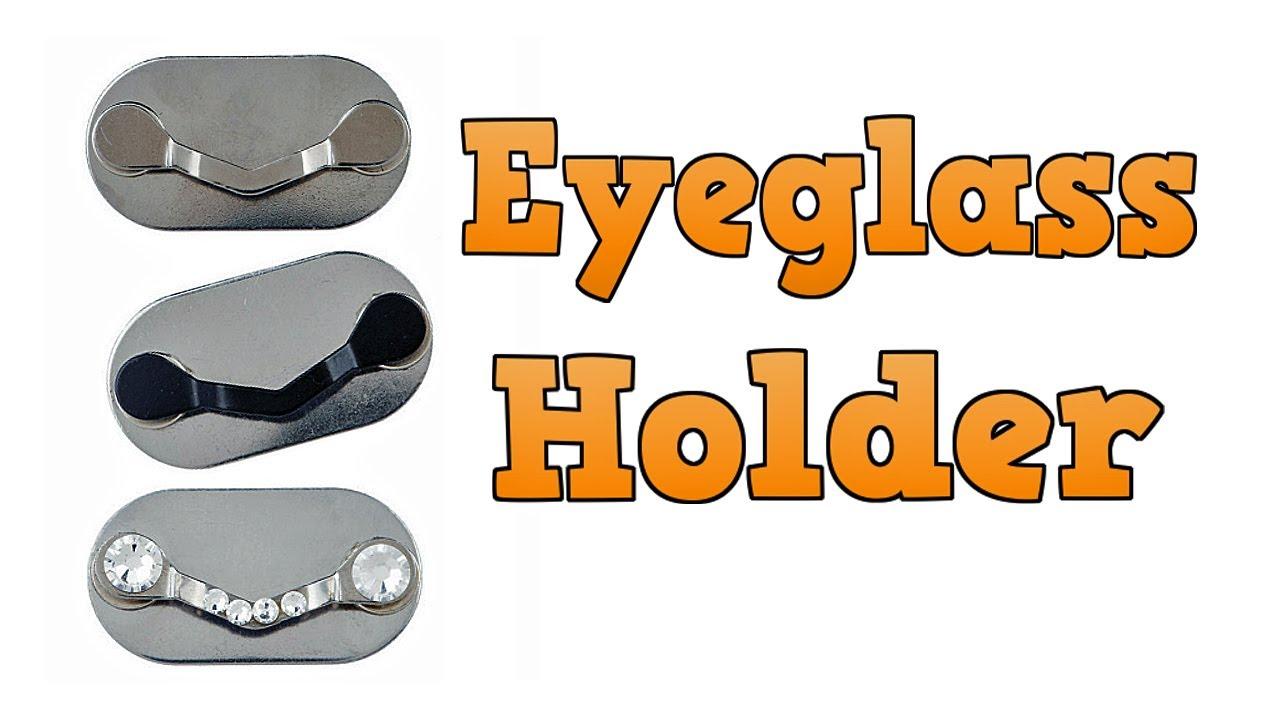 Eyeglass Frames On Shark Tank : EyeGlass Holder Shark Tank Magnetic - YouTube