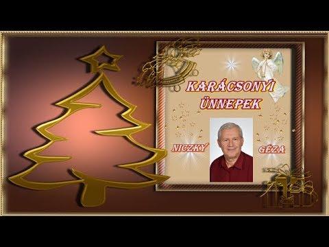 Niczky Géza :  Karácsonyi ünnepek