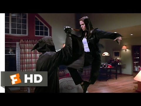 Scary Movie (11 12) Movie Clip - Kicking The Killer's Ass (2000) Hd video