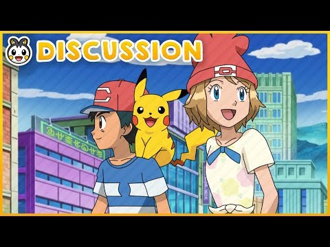 Evidence That Serena & More Companions COULD Return! | Pokemon Sun And Moon Discussion