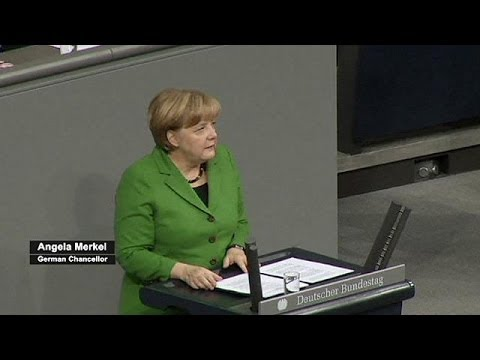 Merkel says US-Europe ties put to test by spy claims