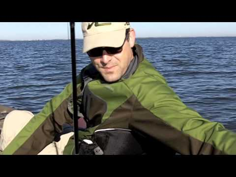 Kayak Fishing Calcasieu Lake for Speckled Trout, Redfish and Flounder