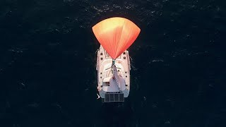 Sail Inventory of an Offshore Sailing Catamaran