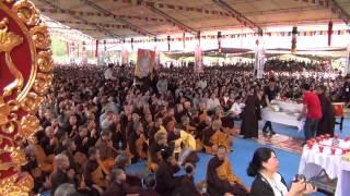 [Webcast VOD] 13-04-2014 Pháp hội tại Đại Bảo Tháp Mandala Tây Thiên, Đại Đình, Tam Đảo