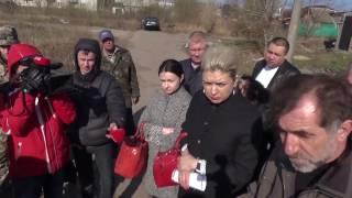 1+1 в Василькове . Дерибан огородов которые обрабатывают пенсионеры и их дети  30--40 лет