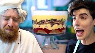 REALLY REALLY BAD // Rachel's Dessert (Friends)