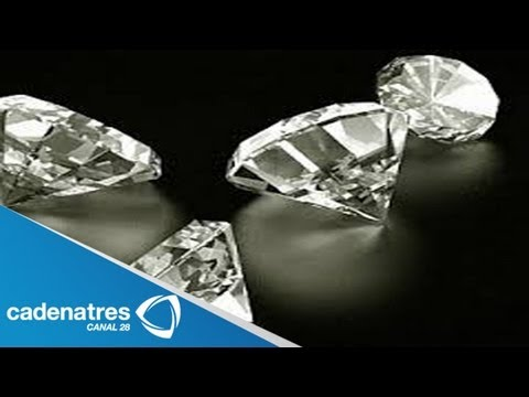 Los diamantes más caros y excéntricos del mundo / The most expensive diamond in the world