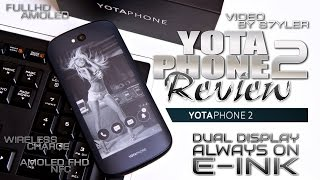 YotaPhone 2 (In-Depth Review) Dual-Screen for €130? NFC, Full HD AMOLED, E-Ink // by s7yler