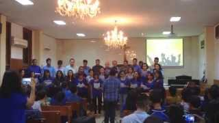 Prayer of St. Francis - PS Pelkat GP GPIB Bethesda & Eben Haezer