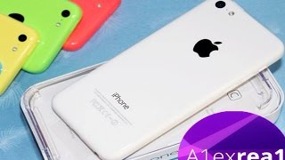 iPhone 5c оригинальный смартфон из Китая за 120$, зачем платить больше?