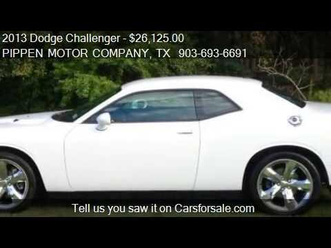 2013 Dodge Challenger Base - for sale in Carthage, TX 75633