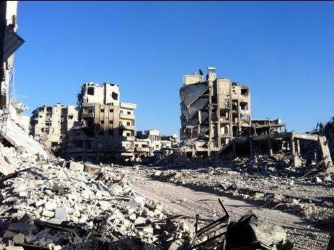 Siria, Conflicto Internacional / Syria, International Armed Conflict [IGEO.TV]