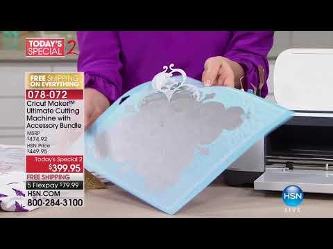 HSN   Anna Griffin Elegant Paper Crafting 11.17.2017 - 03 PM