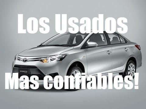 Los autos USADOS  más CONFIABLES que puedes comprar!