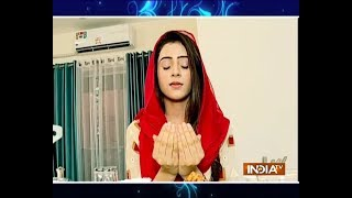 Jijaji Chhat Par Hai actress Hiba Nawab throws Iftar party