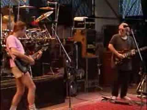 Grateful Dead - Bertha Live 1989