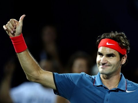 Roger Federer: road to the ATP final & the final of Davis Cup (HD)