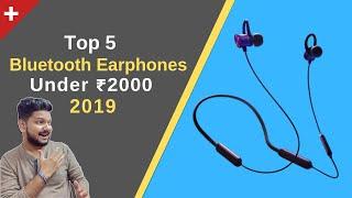 Best Wireless Earphones under 2000 | Buy in 2019 - Hindi 🔥