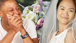 Women Prank Their Boyfriends With A Fake Wedding