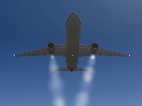 The Loss of MH370 and MH17   An X-Plane Movie