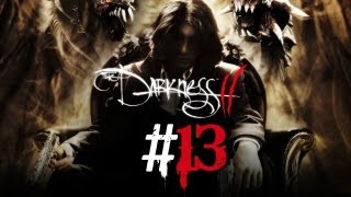 Let's Play The Darkness 2 #13 German (Blind) [Tante Sarahs Beerdigung]