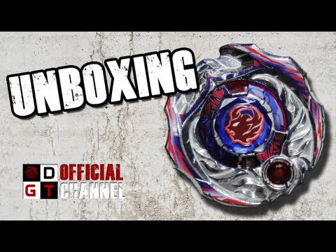 Samurai Ifraid W145CF Unboxing - Metal Fight Beyblade Zero-G