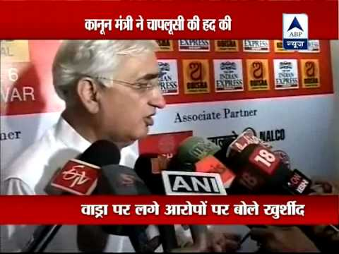 We are ready to die for Sonia Gandhi, says Salman Khurshid