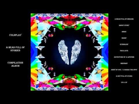 Coldplay - A Head Full Of Dreams (Track 1)