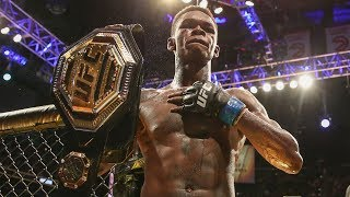 Israel Adesanya - Journey to UFC Champion
