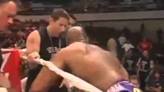 Pat Barry vs. Gary Goodridge